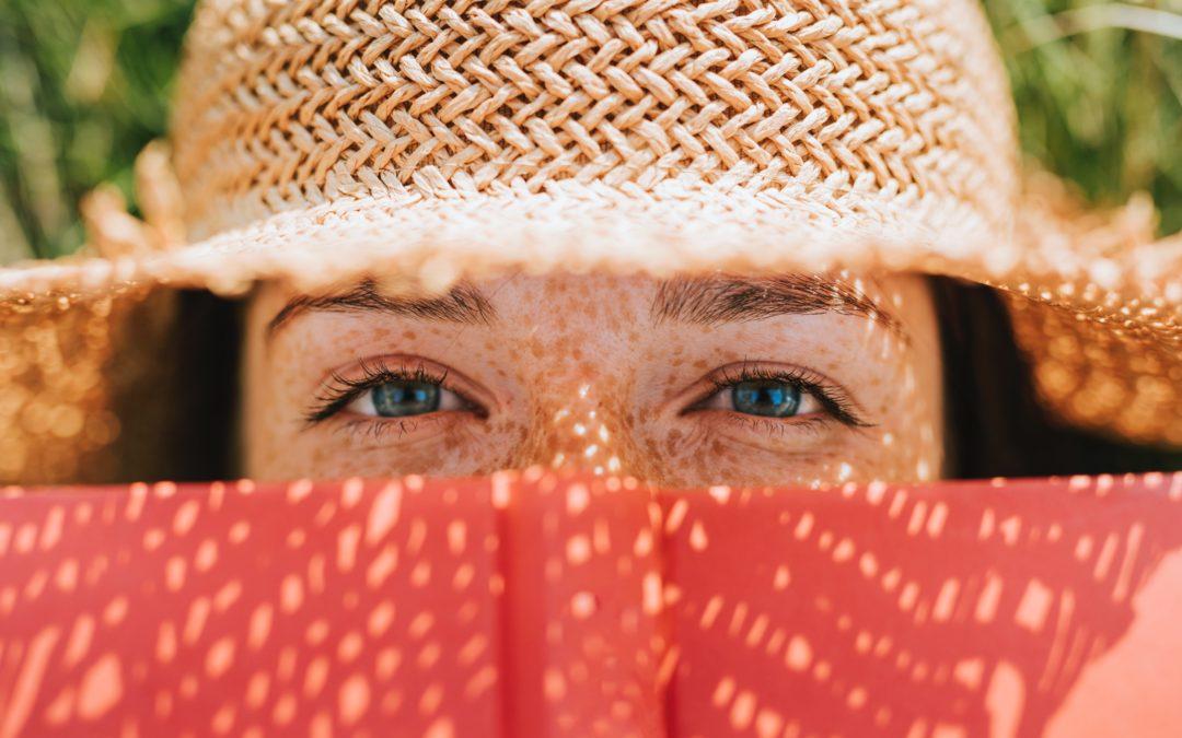 12 problèmes des filles à la peau claire