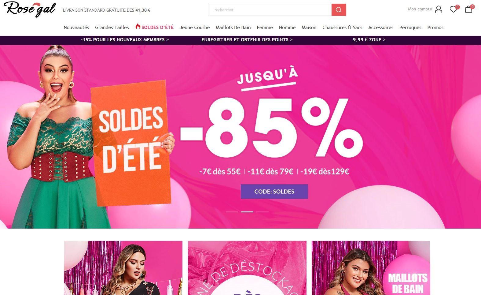 photo 3 E-shop Femme