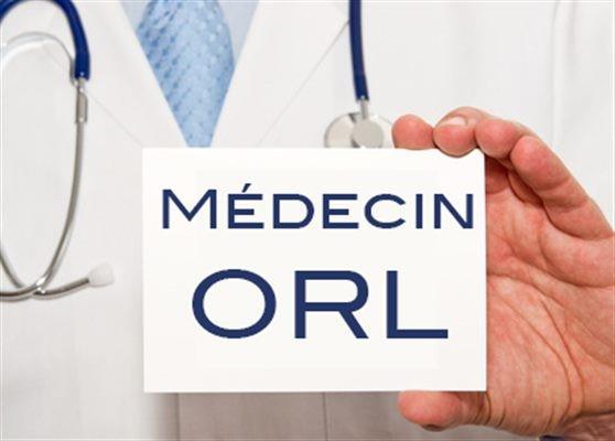 Médecin ORL