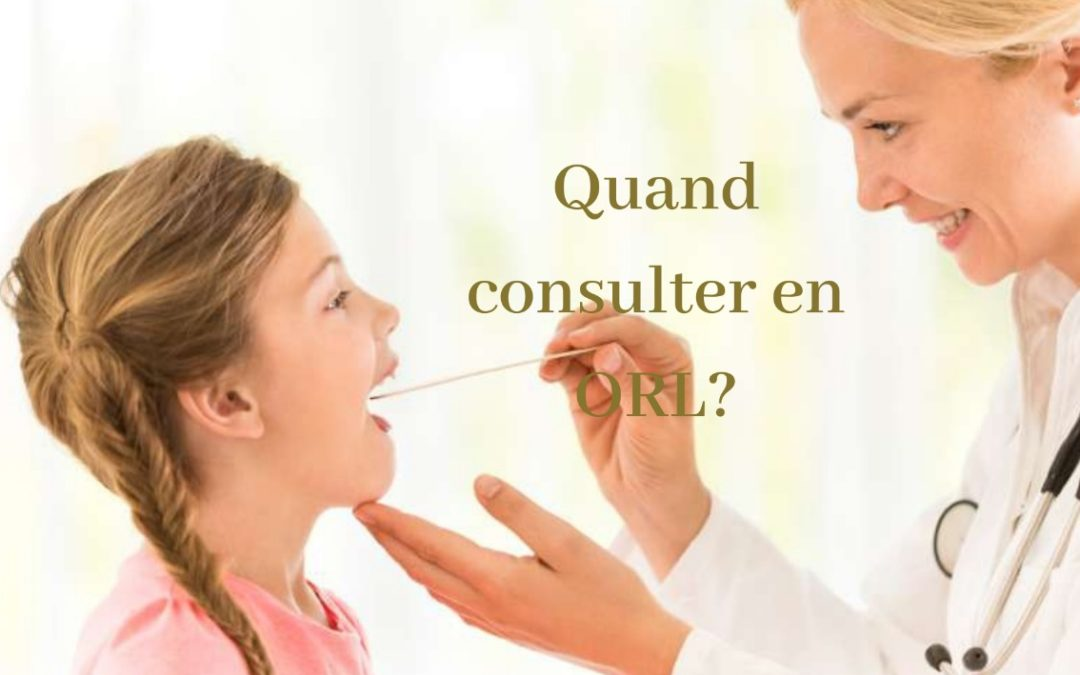 consultation ORL