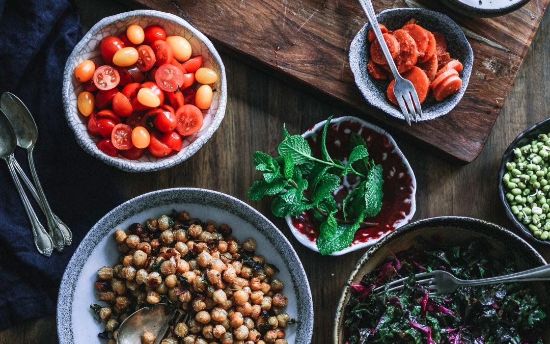 Les avantages d'un régime végétarien