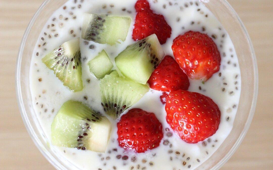 Dessert graine de chia : Le Pudding de chia et ces 5 recettes aux saveurs délicieuses !