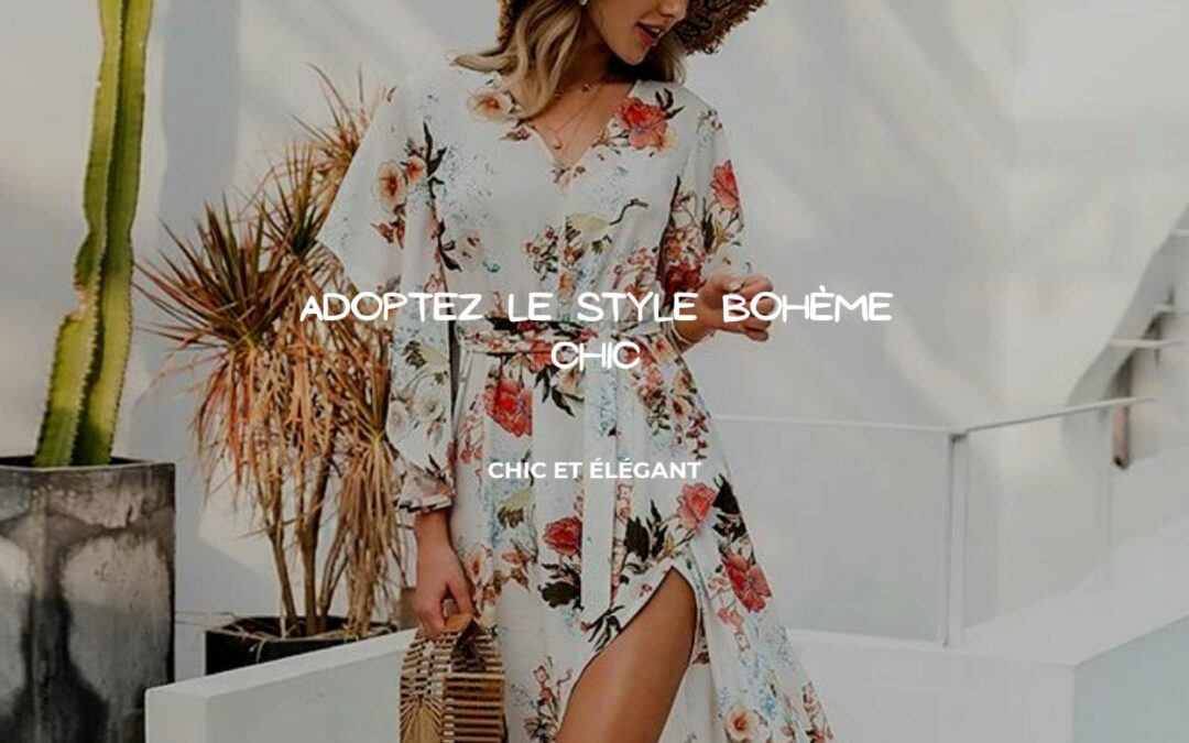style bohème chic