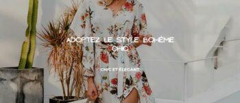 Adopter un style de mode boho chic pour plus de finesse et de liberté