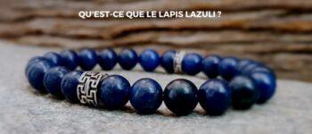 Connaitre les bienfaits du Lapis Lazuli sur le corps