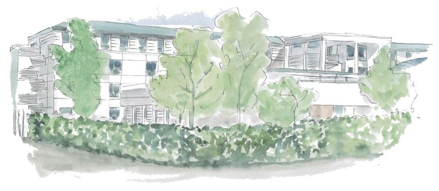 La résidence médicalisée Villiers-le-Bel